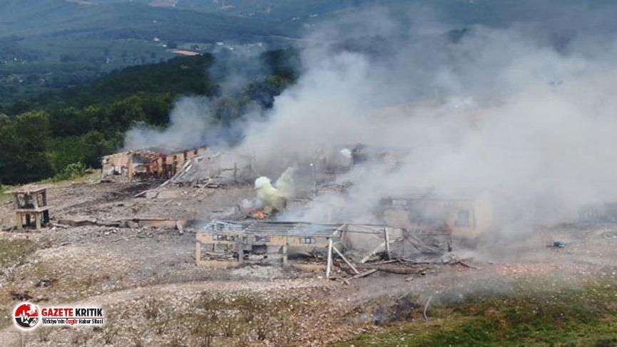Sakarya'daki patlamada hayatını kaybeden işçi sayısı 6'ya yükseldi, 1 kayıp işçi aranıyor