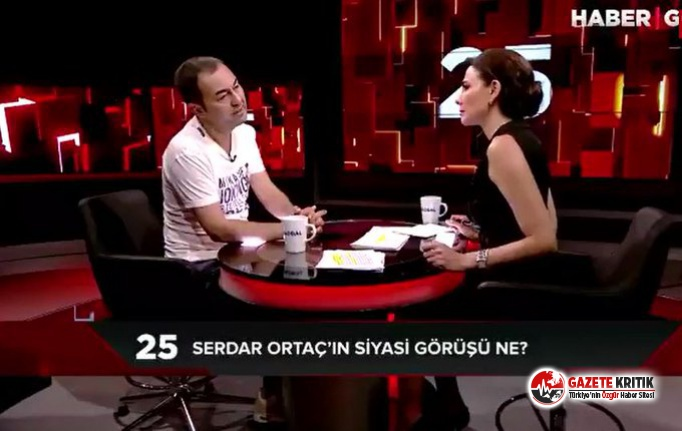 Serdar Ortaç: Recep Tayyip Erdoğan gördüğüm...