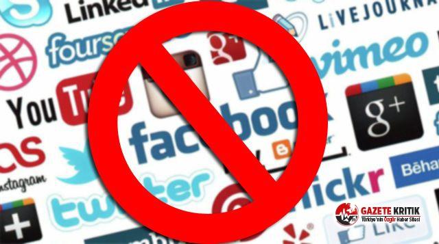 Sosyal medyaya sansür getirecek yasanın ayrıntıları...
