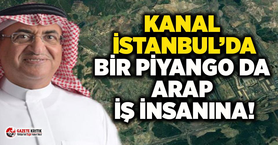 Suudi Muhaidib'in Kanal İstanbul güzergahındaki 'tarlası' da imara açıldı