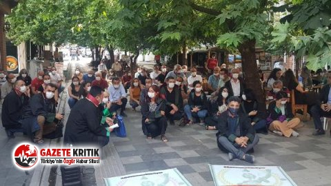 Tunceli Barosu'ndan 'çoklu baro' protestosu