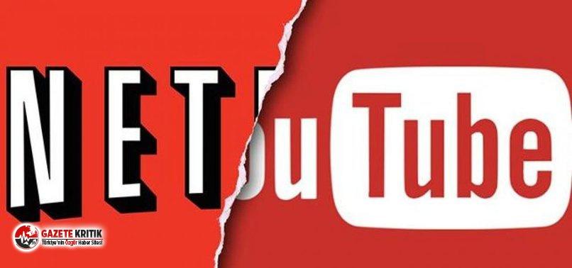 Türkiye'de Twitter, Youtube ve Netflix kapatılabilir...