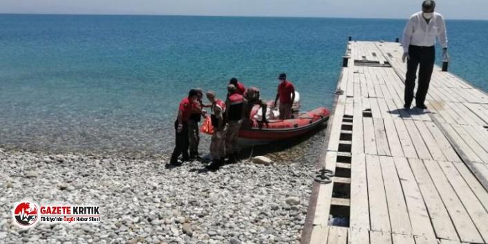 Van Gölü'nde batan teknede ölü sayısı 61'e...