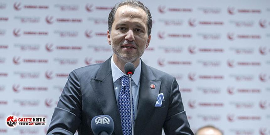 Yeniden Refah Partisi lideri Fatih Erbakan'dan 'ittifak' sinyali