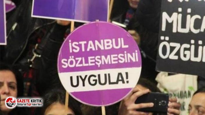 345 erkekten İstanbul Sözleşmesi'ne destek:...