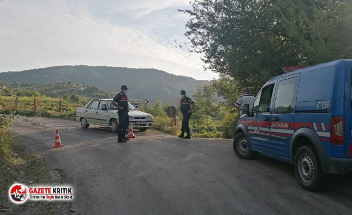 7 pozitif vakanın görüldüğü köyde 578 kişi karantinaya alındı