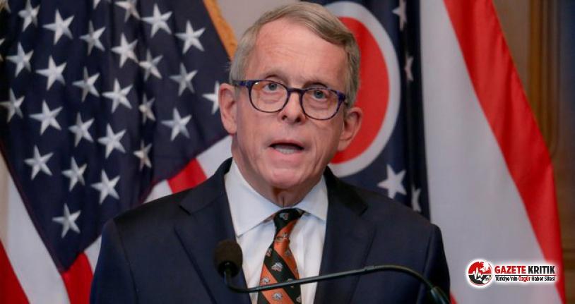 ABD'de Ohio Valisi DeWine'ın koronavirüs...
