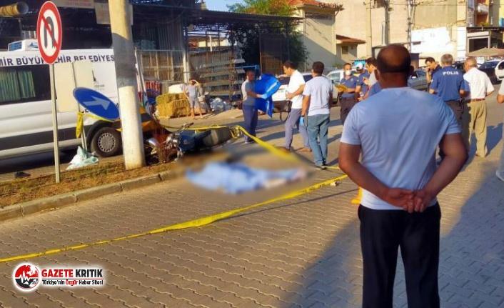 AKP'li ilçe başkanının oğlu kazada yaşamını...