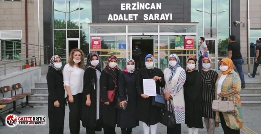 AKP'li kadınlardan Dilipak hakkında suç duyurusu