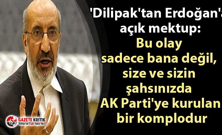 Dilipak, kendisine 81 ilde suç duyurusunda bulunan AKP'li kadınları Erdoğan'a şikayet etti!