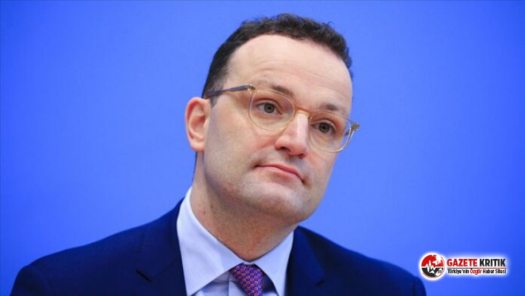 Almanya Sağlık Bakanı: Türkiye'den gelenler nedeniyle vakalar artıyor!