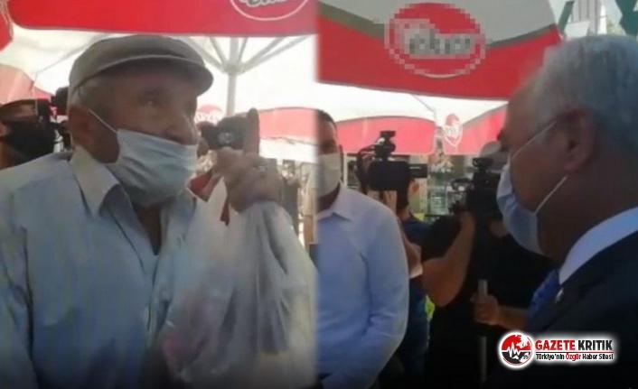 Bakan Yardımcısı Ersoy'a vatandaşlardan tepki:...