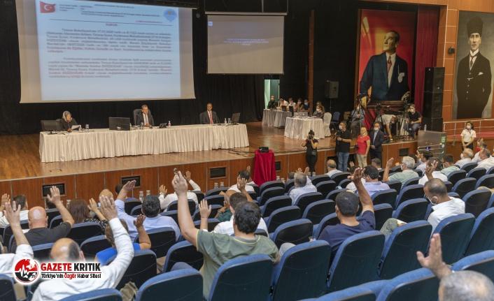 Başkan Seçer, Marina Kavşağı tartışmalarıyla...