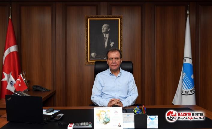 Başkan Seçer MESKİ'de konuştu: ''...