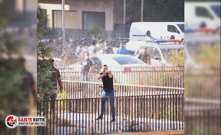 Beyrut'ta çatışmalar yeniden alevlendi!