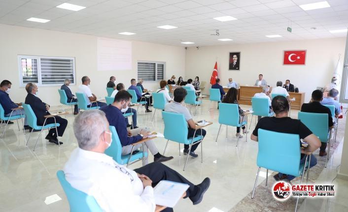 Burdur Belediyesi Şehit Polis Selcan Akbaş'ın...