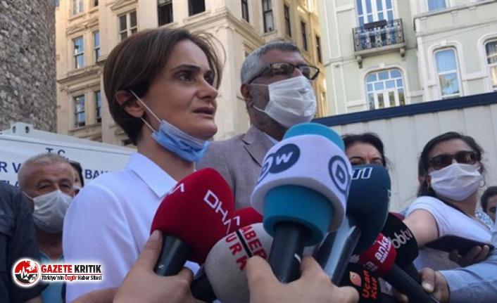 Canan Kaftancıoğlu'ndan 'Galata Kulesi' tepkisi: Yapılanlar IŞİD'in tarihi eserlere yaptıklarından farksız