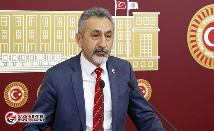 CHP'li Adıgüzel: Kanalizasyon suyuna HES, allah akıl versin!