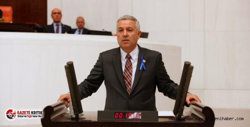 CHP'li Arık, Büyükkılıç'a 221 villa...