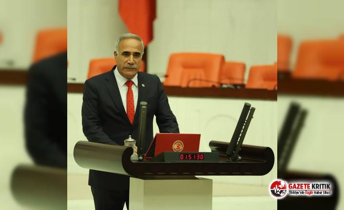 CHP'li Aydınlık: Şanlıurfalıları ölüme terk ediyorsunuz