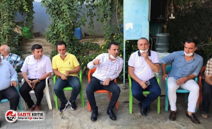 CHP'li Başevirgen: 'Sarıgöl halkına...