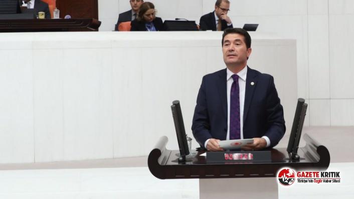 CHP'li Kaya: Gençlerimiz iş bekliyor