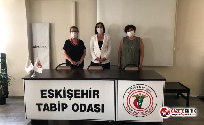 CHP'li Süllü: Sağlık Çalışanları İçin Risk Devam Ediyor