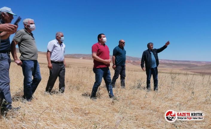 CHP'li Karasu, afet bölgesinde incelemelerde bulundu