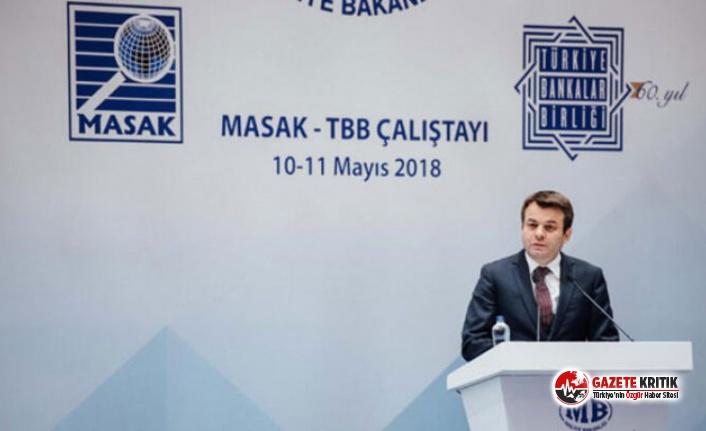 Görevden alınan MASAK Başkanı ikinci kez yanlışlıkla görevden aldı