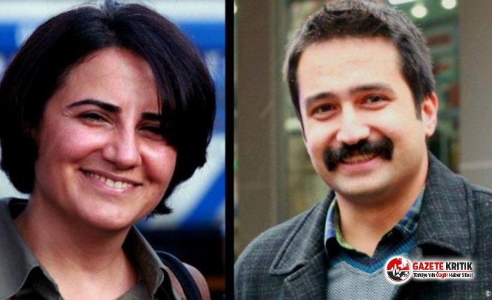 Ebru Timtik ve Aytaç Ünsal'ın tahliye talebi yine reddedildi