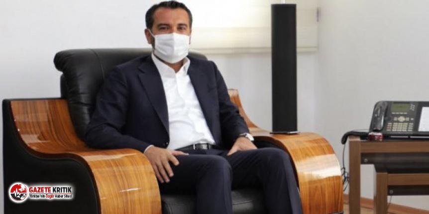 Elazığ Belediye Başkanı koronavirüse yakalandı