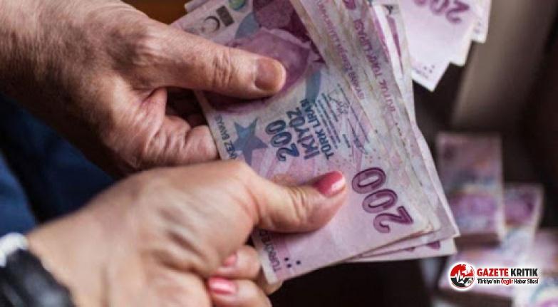 """""""Emekli bayram ikramiyeleri 2020'de 900 TL eridi"""""""