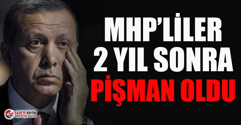 Erdoğan'a soğuk duş! Cumhur ittifakı kazanamıyor