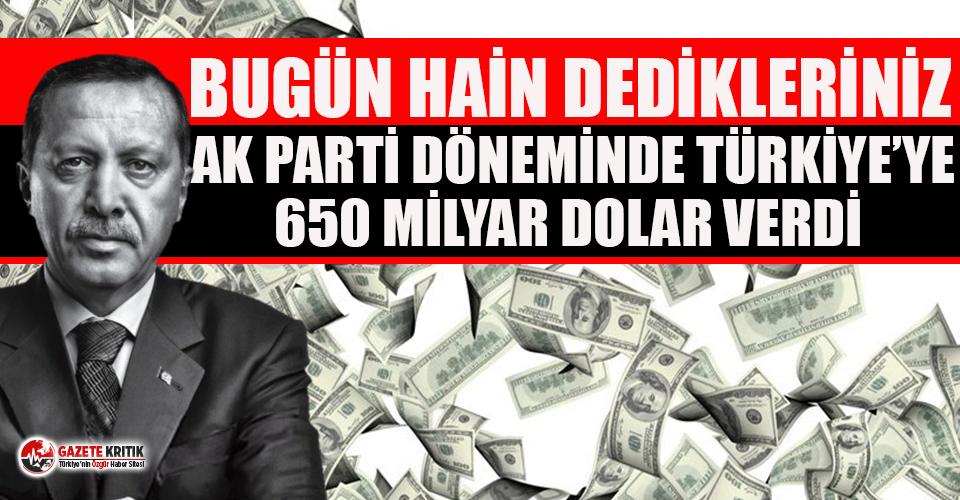 Eski AKP'li vekilden Erdoğan'a  'dış mihraklar' eleştirisi!