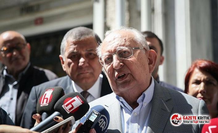 Eski TBMM Başkanı Cindoruk: AKP'nin 18 yılı...