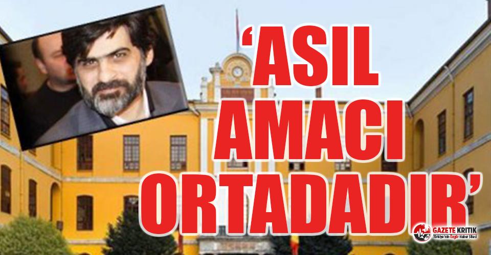 Galatasaray Spor Kulübü'nden Akit müdürüne...