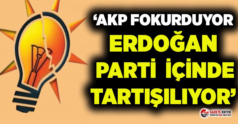 Gazeteci Mehmet Tezkan'dan AKP'nin ikiye bölünmesiyle ilgili flaş iddialar!