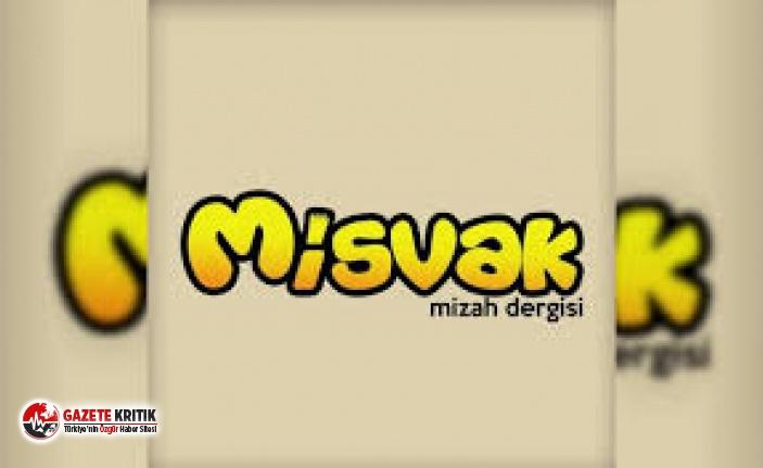 Gerici Misvak dergisinin Hz. Yusuf karikatürü tepki çekti!