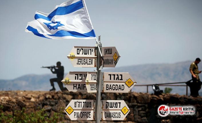 İsrail'den Suriye'ye bir saldırı daha!