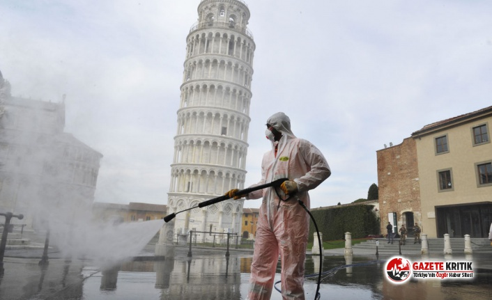 İtalya'da 1.4 milyon kişide koronavirüse karşı...
