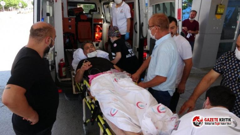 İYİ Partili belediye Meclis Üyesi'ne silahlı saldırı!