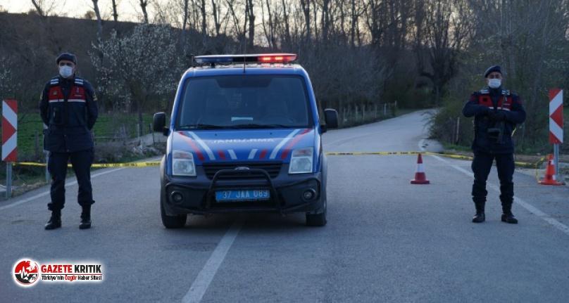 Kastamonu'da 2 köy ve 3 mahalle karantinaya alındı