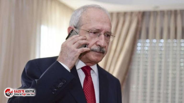 Kılıçdaroğlu'ndan HDP Eş Genel Başkanı...