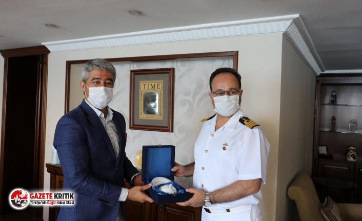 Komutanlardan Başkan Oktay'a ziyaret