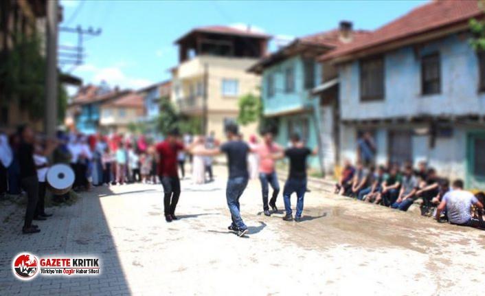 Kütahya'da köy ve sokak düğünleri yasaklandı