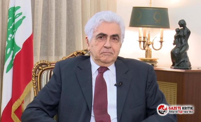 Lübnan Dışişleri Bakanı Nasif Hitti istifa etti