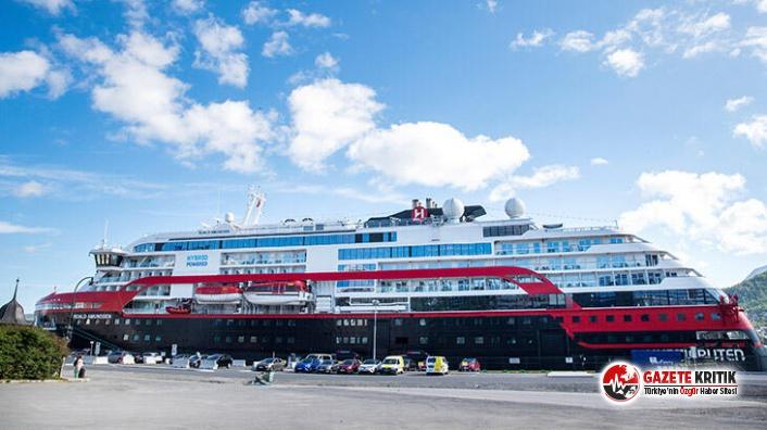 Lüks yolcu gemilerinde koronavirüs tespit edildi!