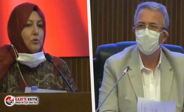 """Mansur Yavaş'tan AKP'li isme: """"İspatlarsan..."""