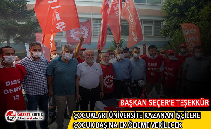 Mersin Büyükşehir Belediye Başkanı Vahap Seçer...