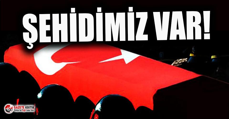 Milli Savunma Bakanlığı acı haberi duyurdu: 1 şehit, 2 yaralı